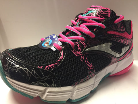 Joma ladies Running trainers black pink