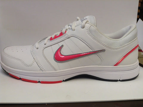 Nike Womens Steady IX - fitness trainer - white/pink