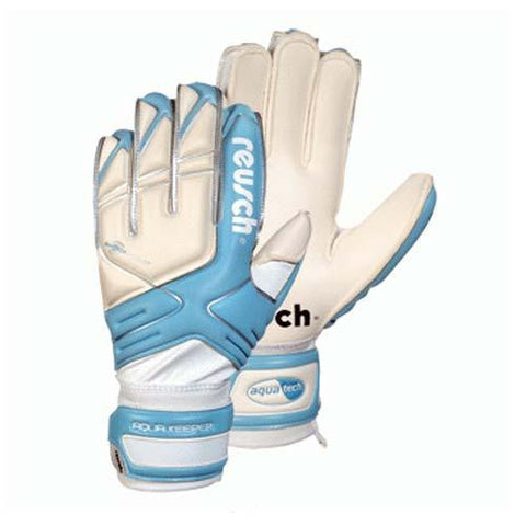 Reusch Goalkeeper Gloves Aqua keeper size 11