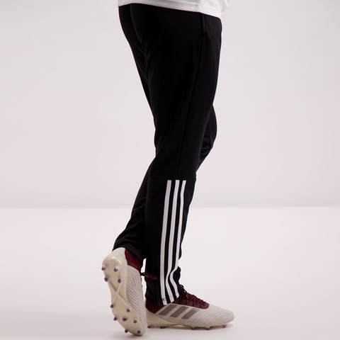 Adidas Regista 18 track bottoms black - age 5-6 years