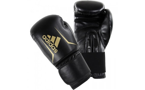 Adidas speed 50 boxing gloves black