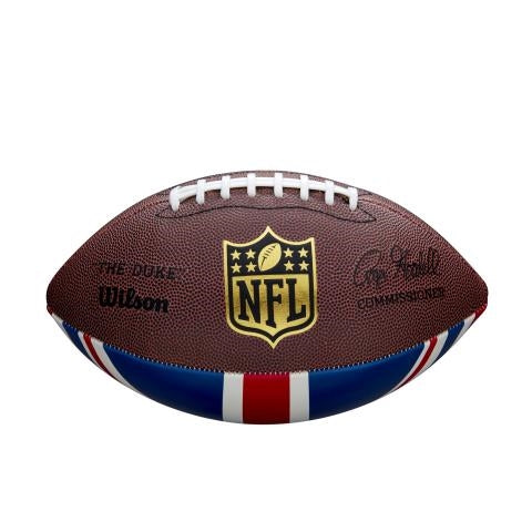 Wilson NFL Union jack composite American football