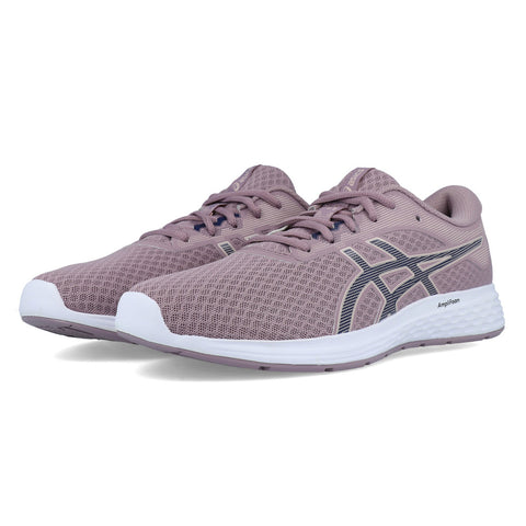 Asics Ladies Patriot 11 Violet Blush/Purple Running Trainers