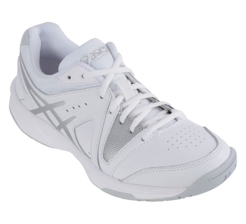 ASICS GEL-GAMEPOINT GS Junior Tennis Shoes Junior White J13 or J13.5