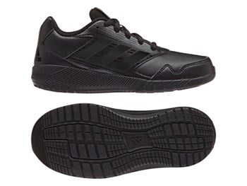 ADIDAS Alta Black SCHOOL Trainers Junior