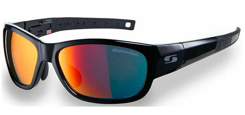 Sunwise Chaleston Black Sunglasses