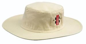 Gray Nicolls Cricket Sun Hat Cream
