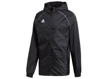 Adidas Rain Jacket Adults S-XXL - Black