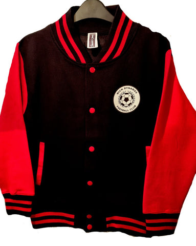 Wick Dynamos FC Junior Varsity Jackets ages 4-13 years