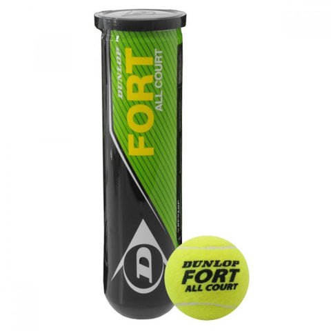 Dunlop Fort All Court tennis balls (pack of 4)