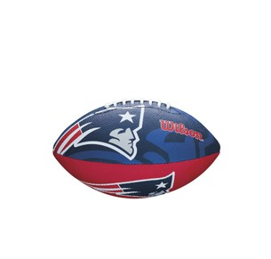 Wilson NFL junior Patriots American football