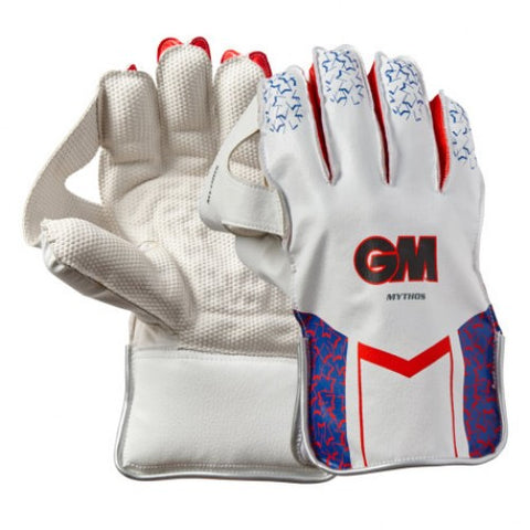 2019 G&M Mythos wicket keeping gloves