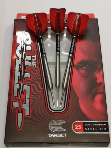 Bunting Bullet G3 90% tungsten steel tipped darts set