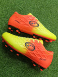 Optimum Ignisio moulded football boot yellow/orange