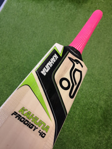 Cheap Refurbished Kookaburra Kahuna Prodigy 40 Cricket Bats size harrow