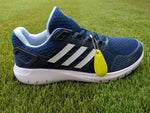 Adidas navy blue ladies running trainers