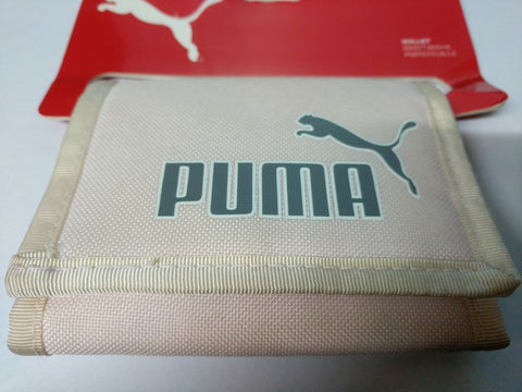 Puma Polyester Pink Wallet