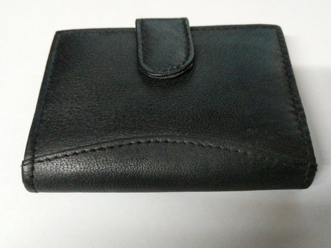 Leather ID/Credit Card Holder