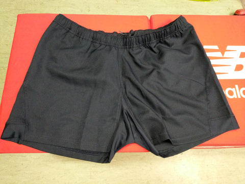 unbranded mens navy rugby shorts