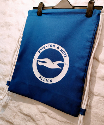 Brighton FC Gym / Sports / P.E School Drawstring Bag