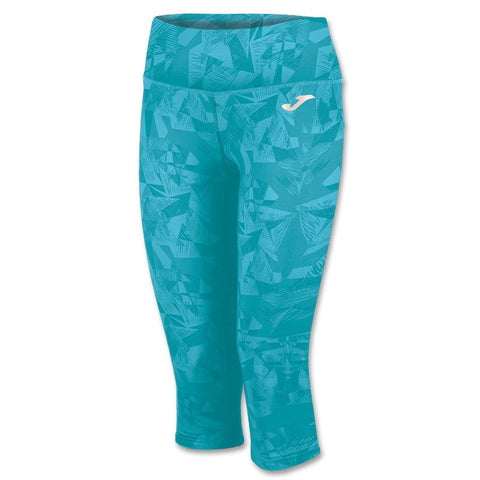 Joma Pirate Pants Venus Turquoise Ladies 3/4 Leggings