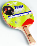 Lion Power Table Tennis Bat