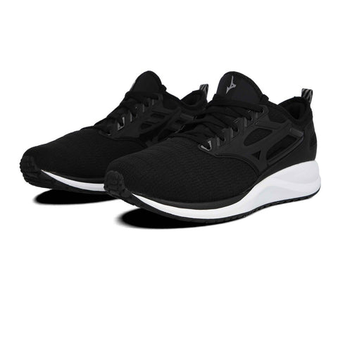 Mizuno Ezrun CG Mens Running Trainers - Black