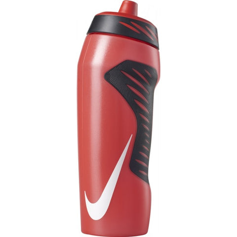 Nike Hyperfuel Squeeze 24oz Water Bottle Red
