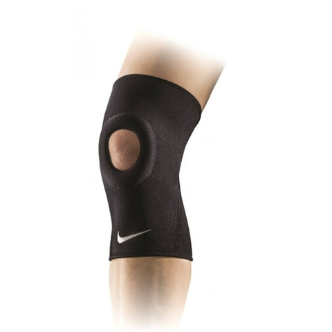 Nike Pro Support Open Patella Knee Large