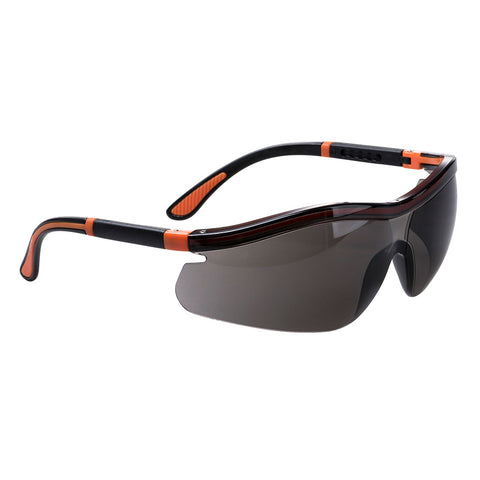Portwest Workwear PS34 - Neon Safety Sunglasses Spectacle
