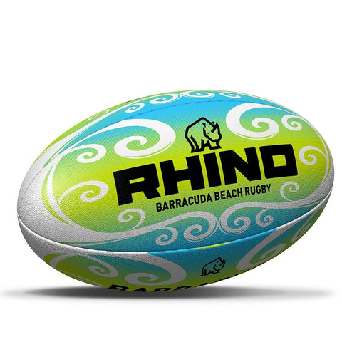 Rhino Barracuda Beach Pro Rugby Ball