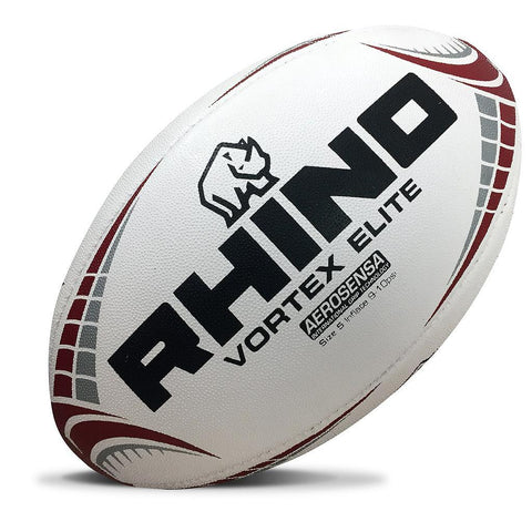 Rhino Vortex Elite Replica Rugby Ball