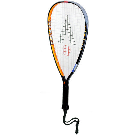 Karakal  CRX Hybrid Racketball Racket black / orange / grey