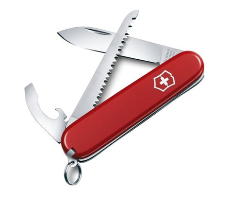 Victorinox Walker Red Swiss Army Knife with 9 Functions