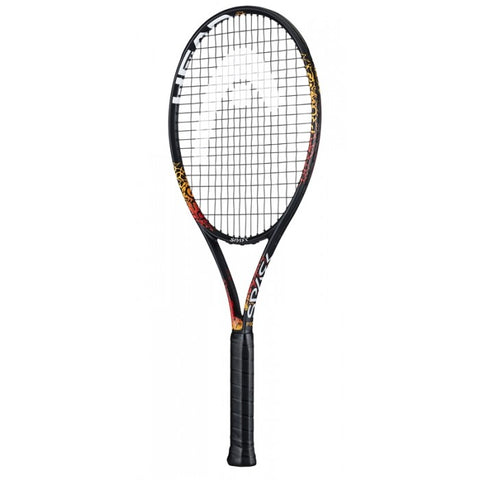 HEAD Spark PRO Tennis Racket- 27''- black/orange