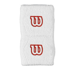 Wilson white wristbands