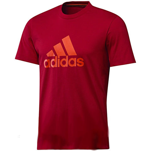 Adidas mens essential logo t-shirt