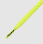 Mr Lacy luminous Yellow HYDROPHOBIC runnies trainer Laces