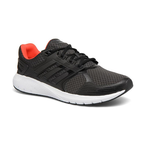 Adidas duramo 8 m mens trainers carbon red