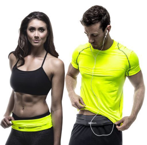 Flipbelt Workout Running Storage Belt