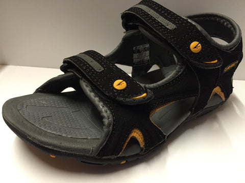 Hi Tec Owaka junior BOYS sandals strapped black