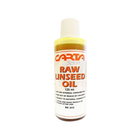 Carta sport raw linseed oil for bats