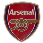 Arsenal, Liverpool and Chelsea Large Crest Stickers
