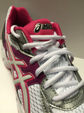 Asics ladies GEL pursuit2 - white/pink/silver