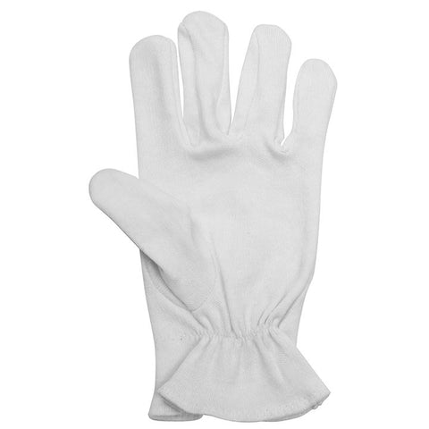 White cotton batting inners mens