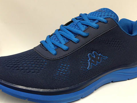 Kappa cambis mens running trainers blue