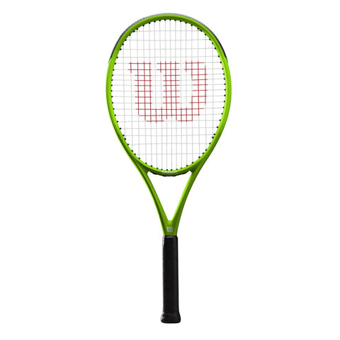 Wilson Blade Feel Pro 105 Tennis Racket- Green