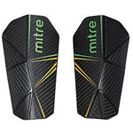 Mitre delta slip in FOOTBALL Shin pads- very small!