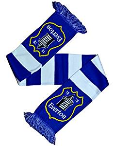 Everton Football Scarf