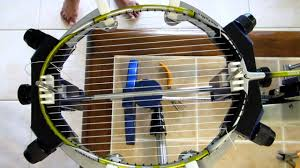 Badminton Racket RE STRINGING SERVICE! Experienced Stringer of over 10,000 Rackets